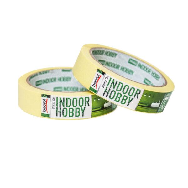 Маскуюча стрічка Indoor Hobby 24мм/33м 60°C