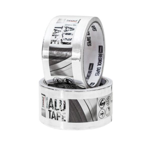 Алюмінієва стрічка ALU TAPE 50мм/10м