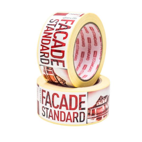 Маскуюча стрічка Facade Standart 48мм/33м 80°C