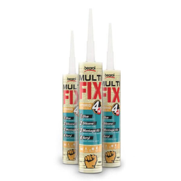 Клей гібридний поліуретановий MultiFix 290мл