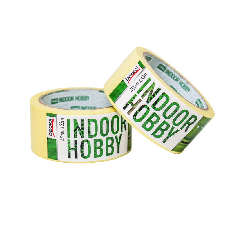 Маскуюча стрічка Indoor Hobby 48мм/33м 60°C