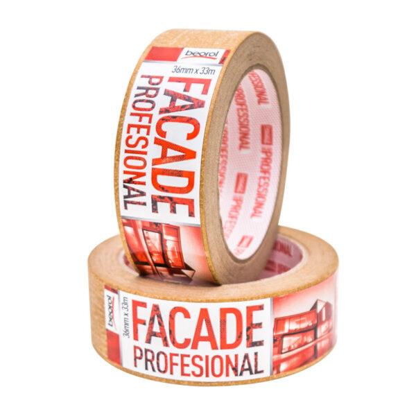 Маскуюча стрічка Facade Professional 36мм/33м 90°C