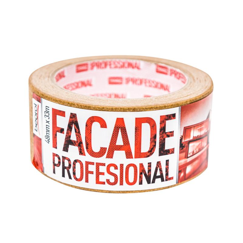 Маскуюча стрічка Facade Professional 48мм/33м 90°C