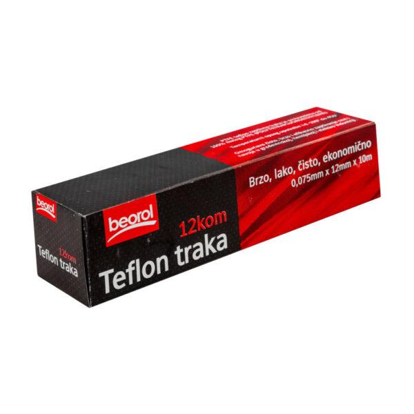 Тефлонова стрічка Teflon Traka Beorol 12мм/10м