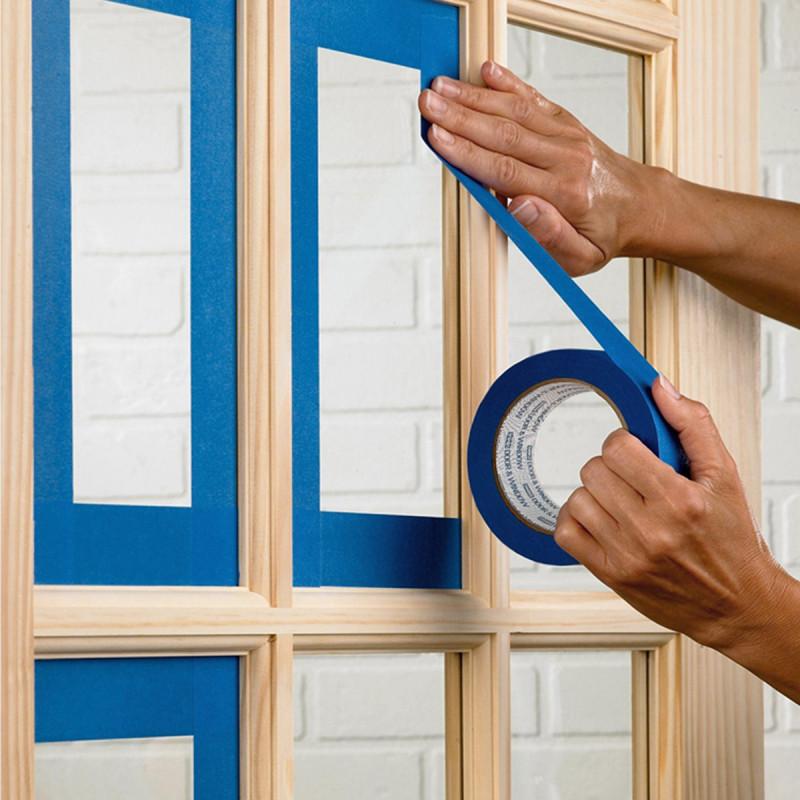 Маскуюча стрічка Door & Window Protect 48мм/33м