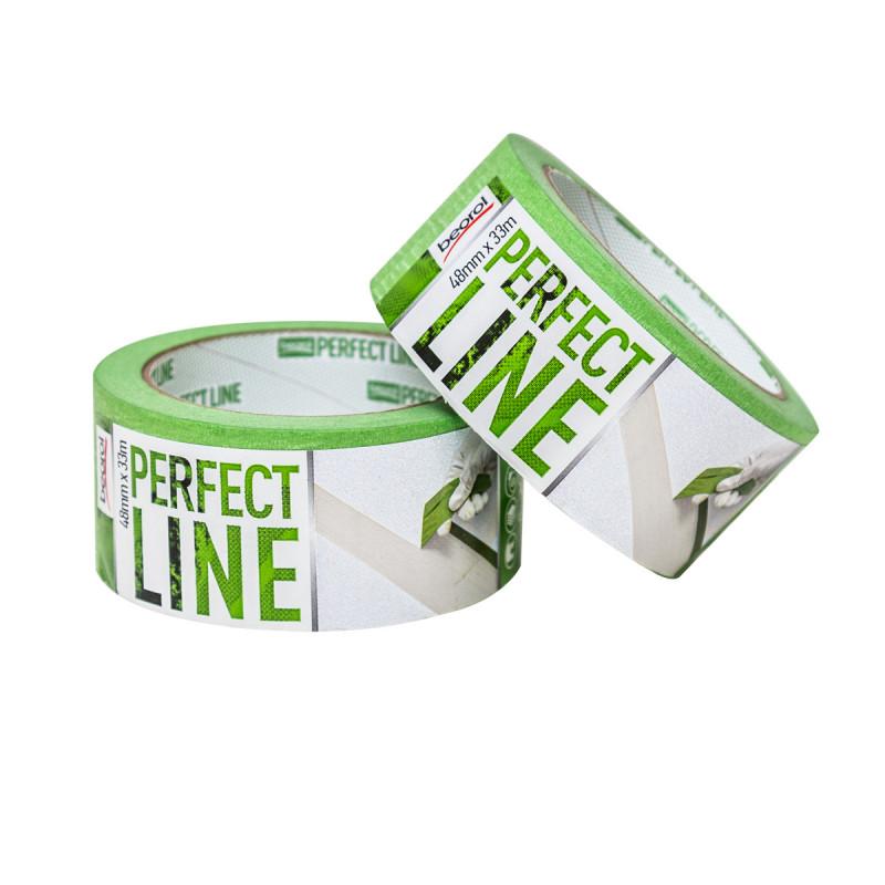 Маскуюча стрічка Perfect Line 48мм/33м 80°C